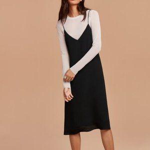 Aritzia Wilfred Free FELICITY DRESS XXS